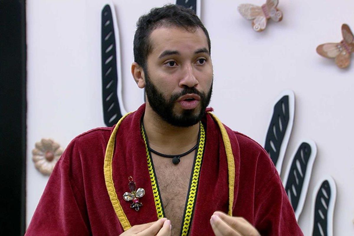 Gilberto no BBB21