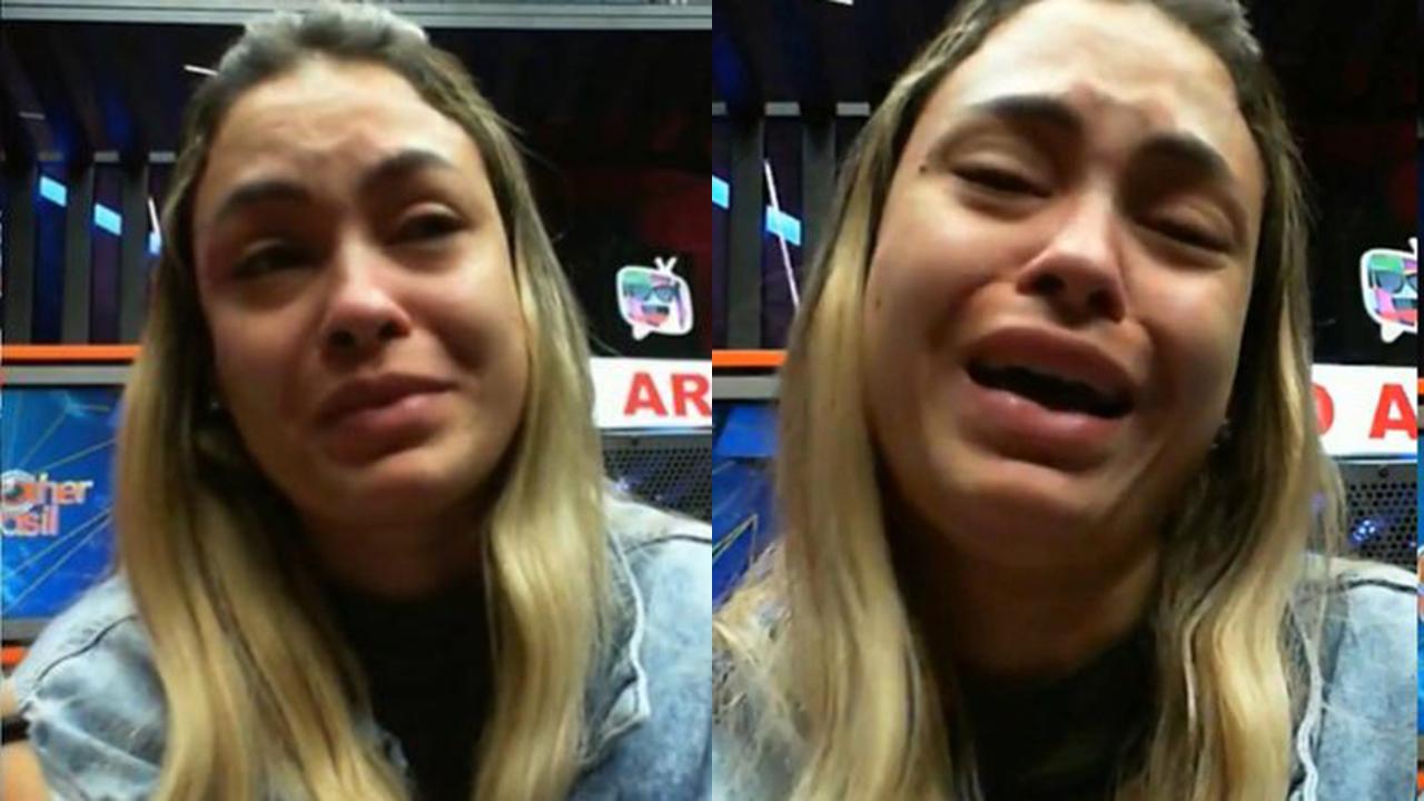 Sarah chora no Raio-X do BBB21
