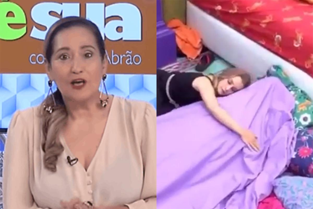 Sonia detona atitude de Carla Diaz
