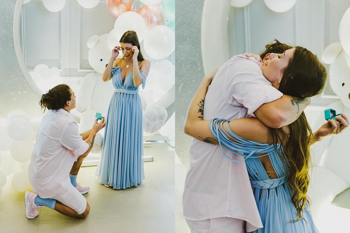 Whindersson Nunes e Maria Lina ficam noivos