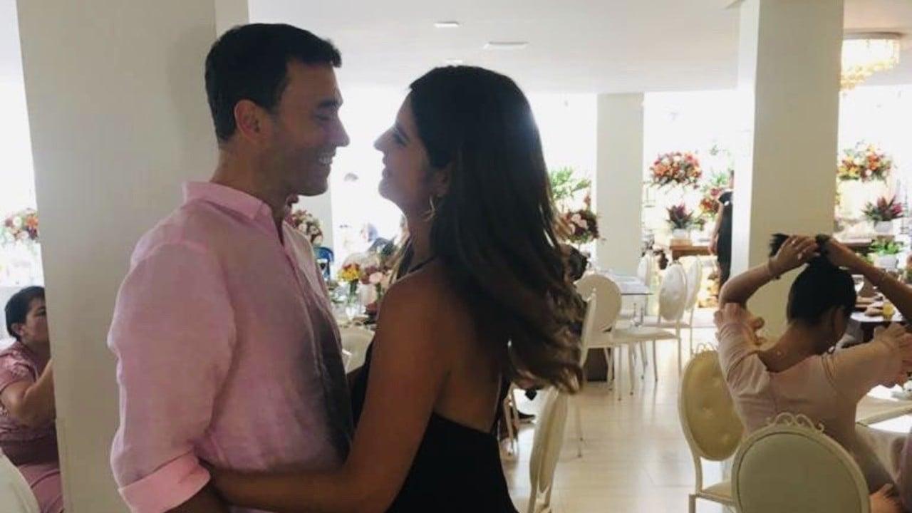 André Rizek e Adreia Sadi - reprodução - instagram