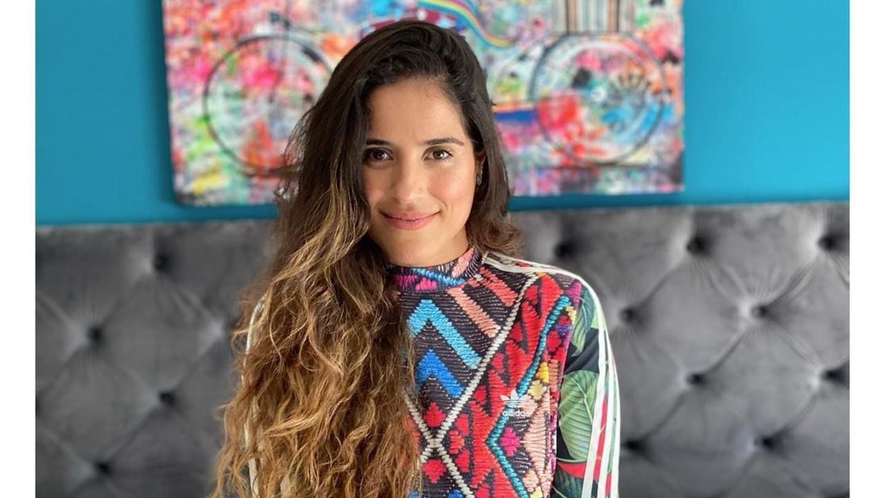 Camilla Camargo - reprodução - instagram