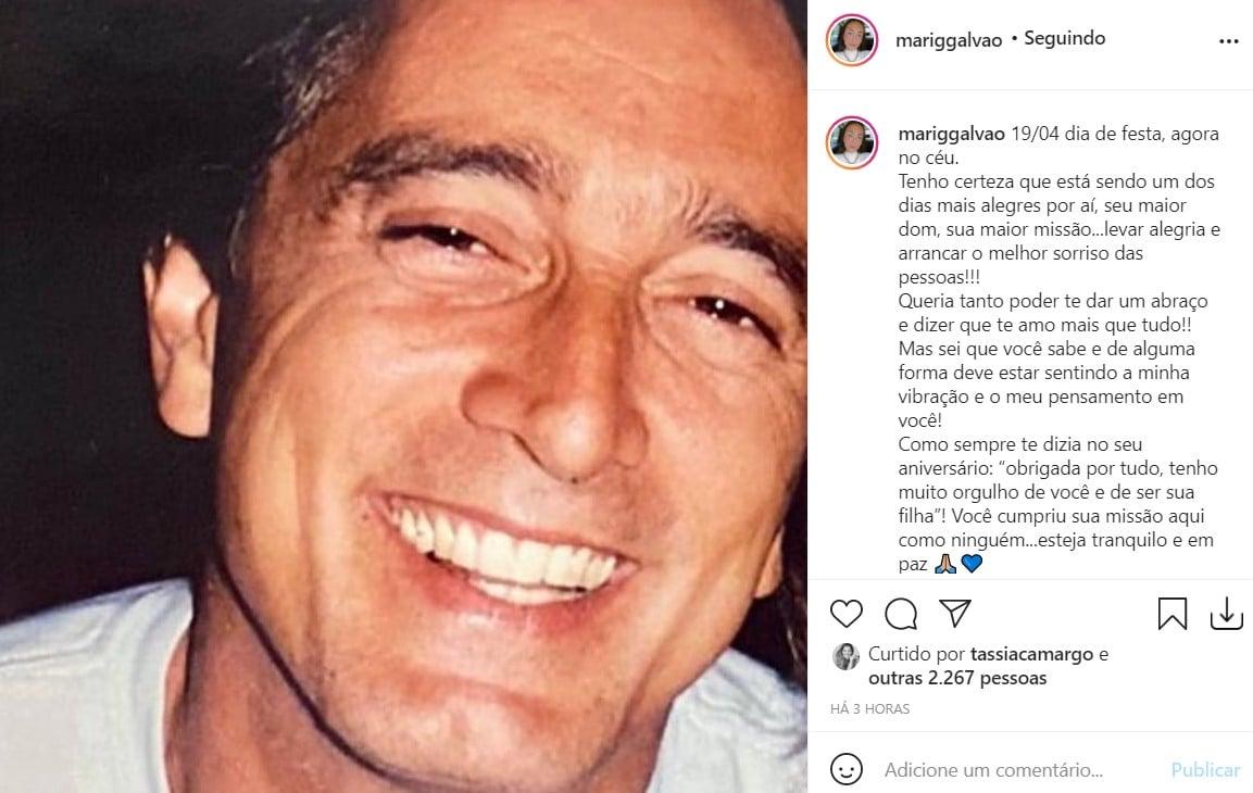 Eduardo Galvão - reprodução - instagram
