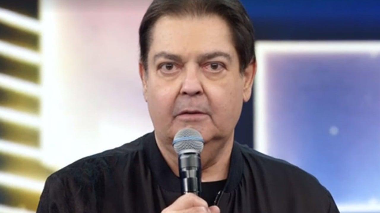 Faustão - Reprodução - Globo