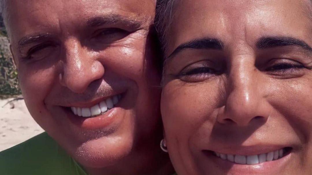 Orlando Morais e Gloria Pires- reprodução - instagram