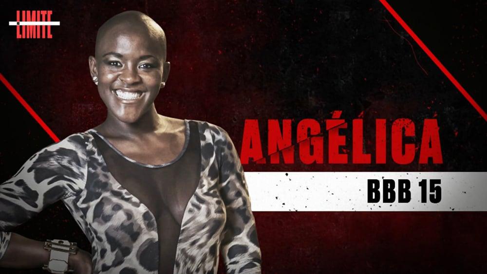 Angélica, do BBB15