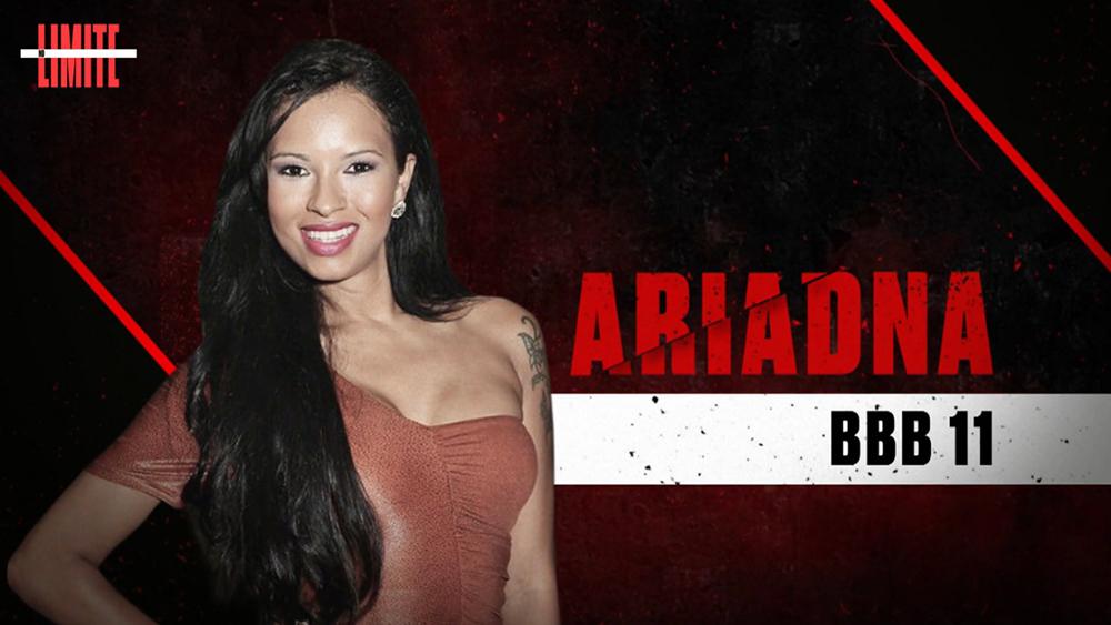 Ariadna, do BBB11 - Crédito: Globo
