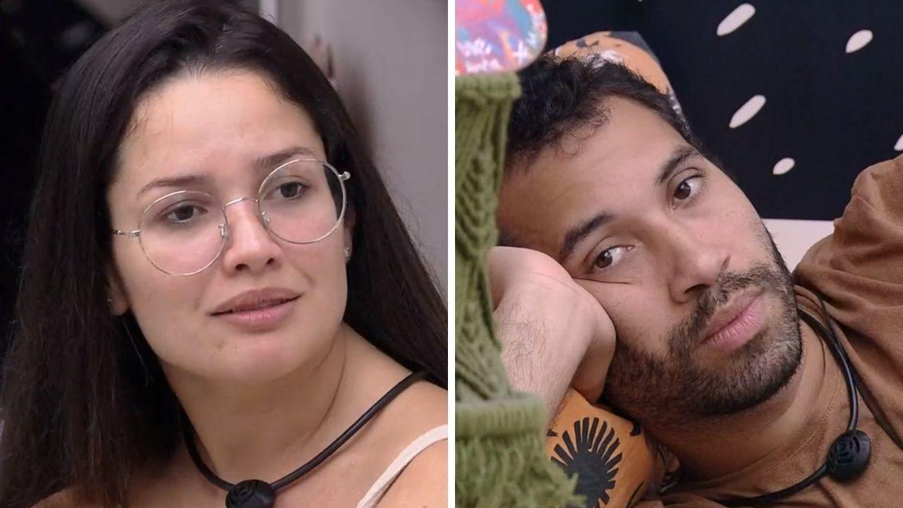 Gilberto revela motivo de Juliette ter ficado fora de seu pódio