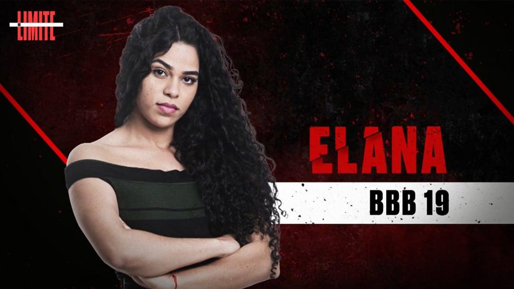 Elana, do BBB19 - Crédito: Globo