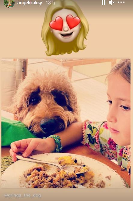 Angélica mostra novas fotos da filha, Eva - Crédito: Reprodução / Instagram