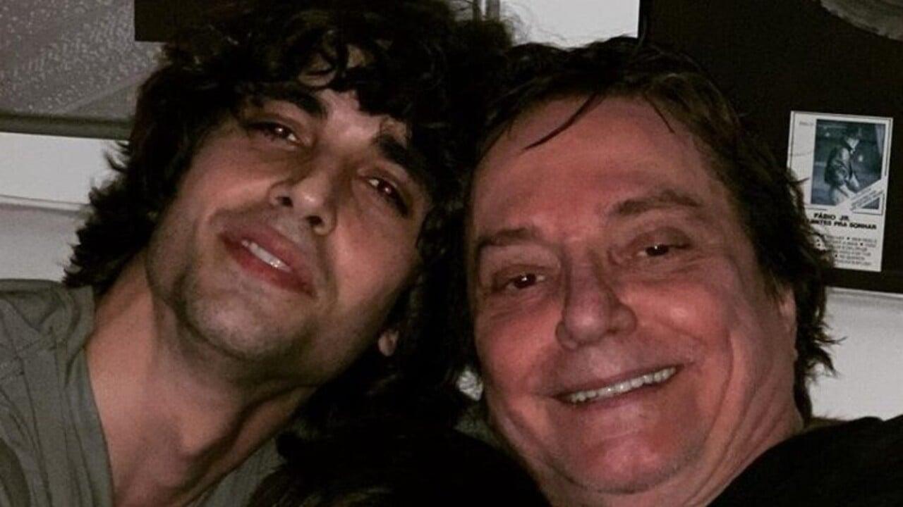 Fiuk e Fábio Jr.