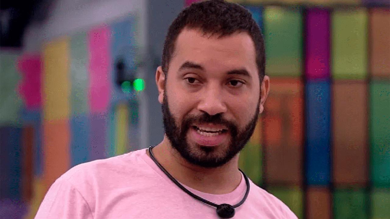 Gilberto detona falta de higiene no BBB21
