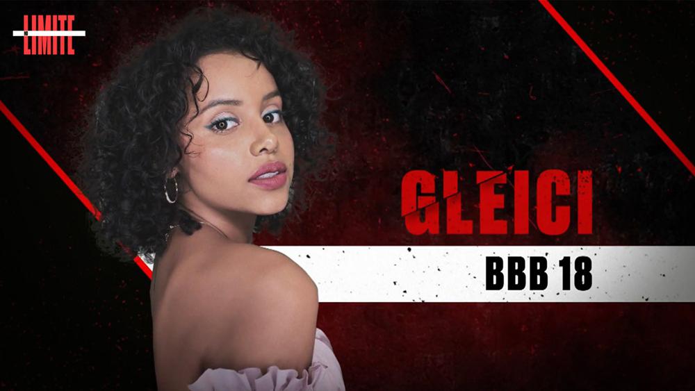 Gleici, do BBB18 - Crédito: Globo