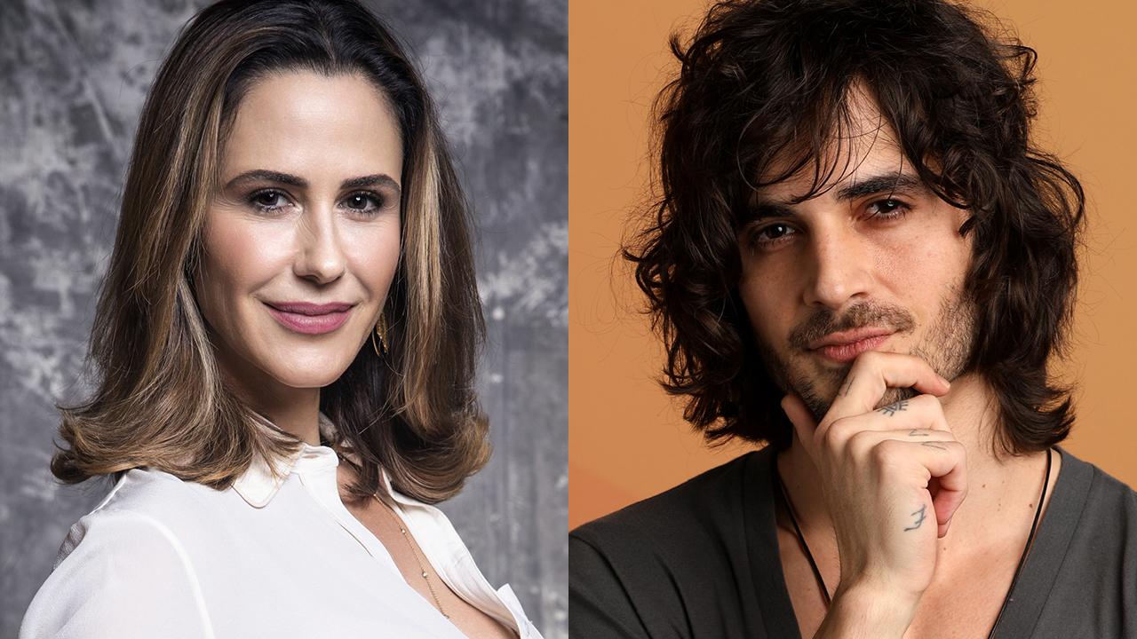 Guilhermina Guinle relembra convivência com Fiuk quando era casada com o pai dele, o cantor Fábio Jr - Crédito: Globo