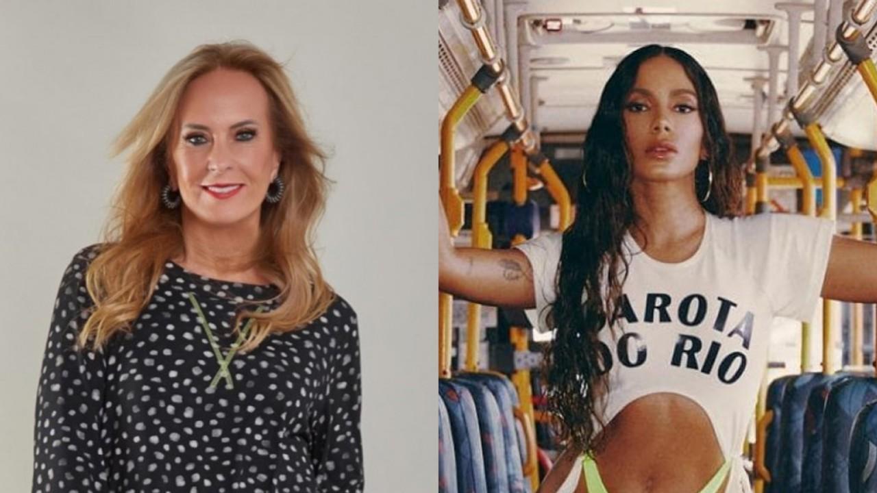 Helô Pinheiro revela vontade de dançar com Anitta em 'Girl From Rio'