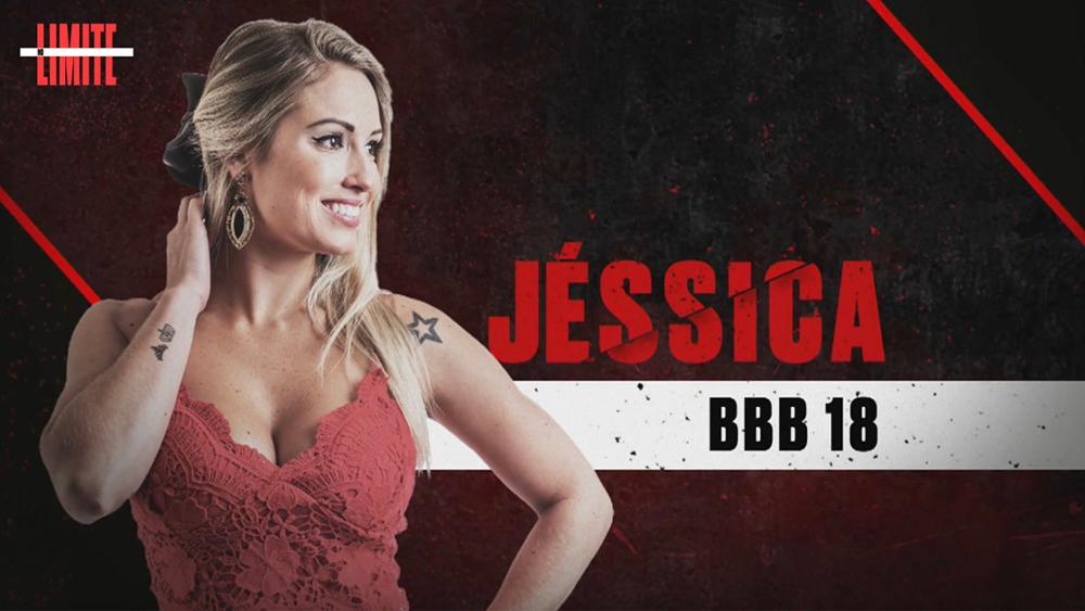 Jéssica, do BBB18 - Crédito: Globo