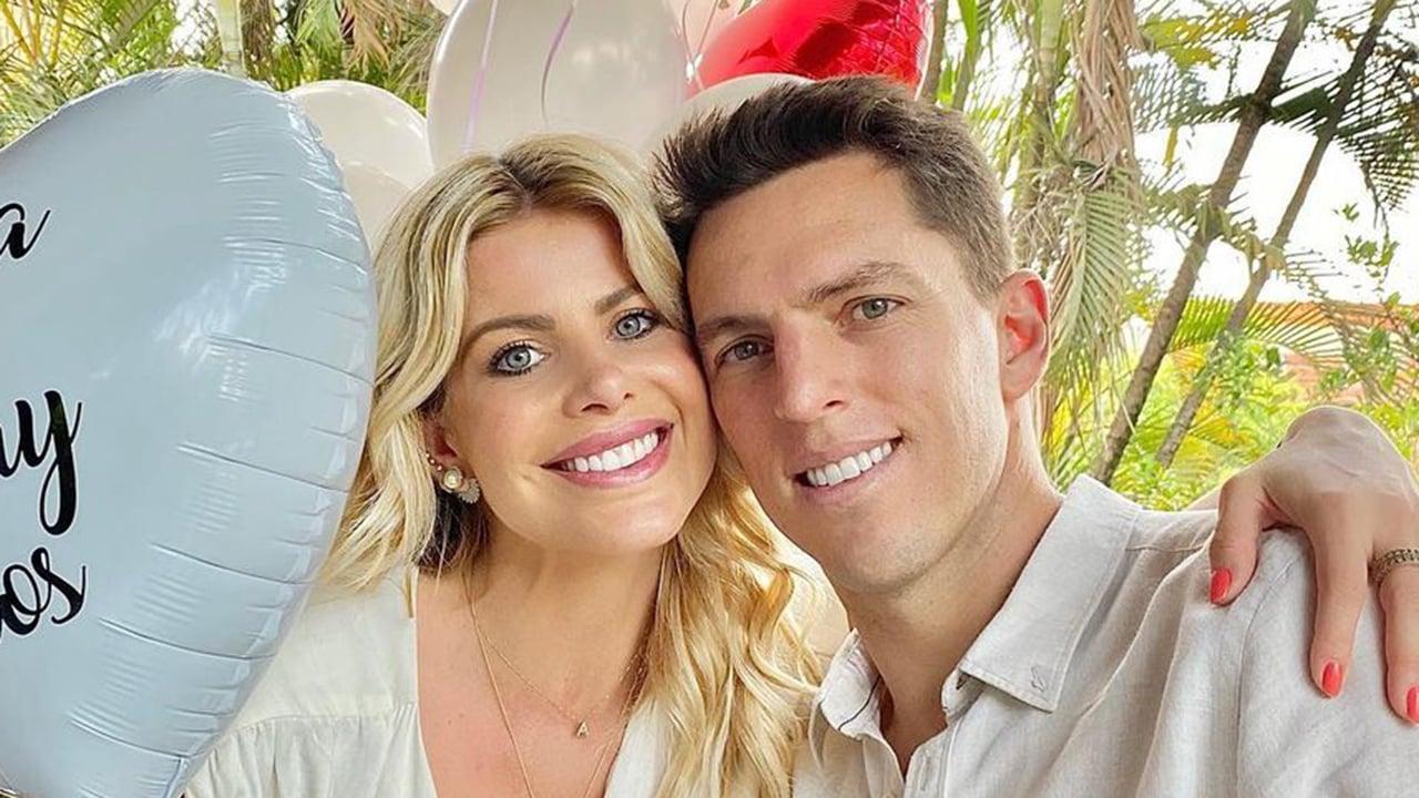 Karina Bacchi e Amaury Nunes vivem crise no casamento