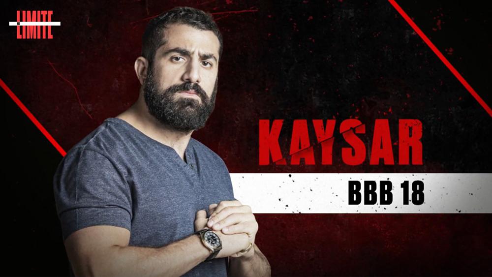 Kaysar, do BBB18 - Crédito: Globo