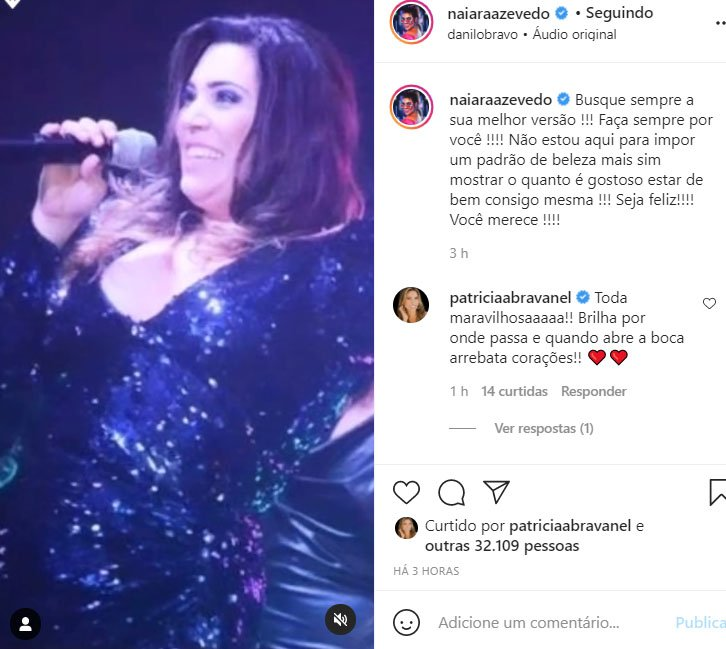 Naiara Azevedo - Crédito: Reprodução / Instagram