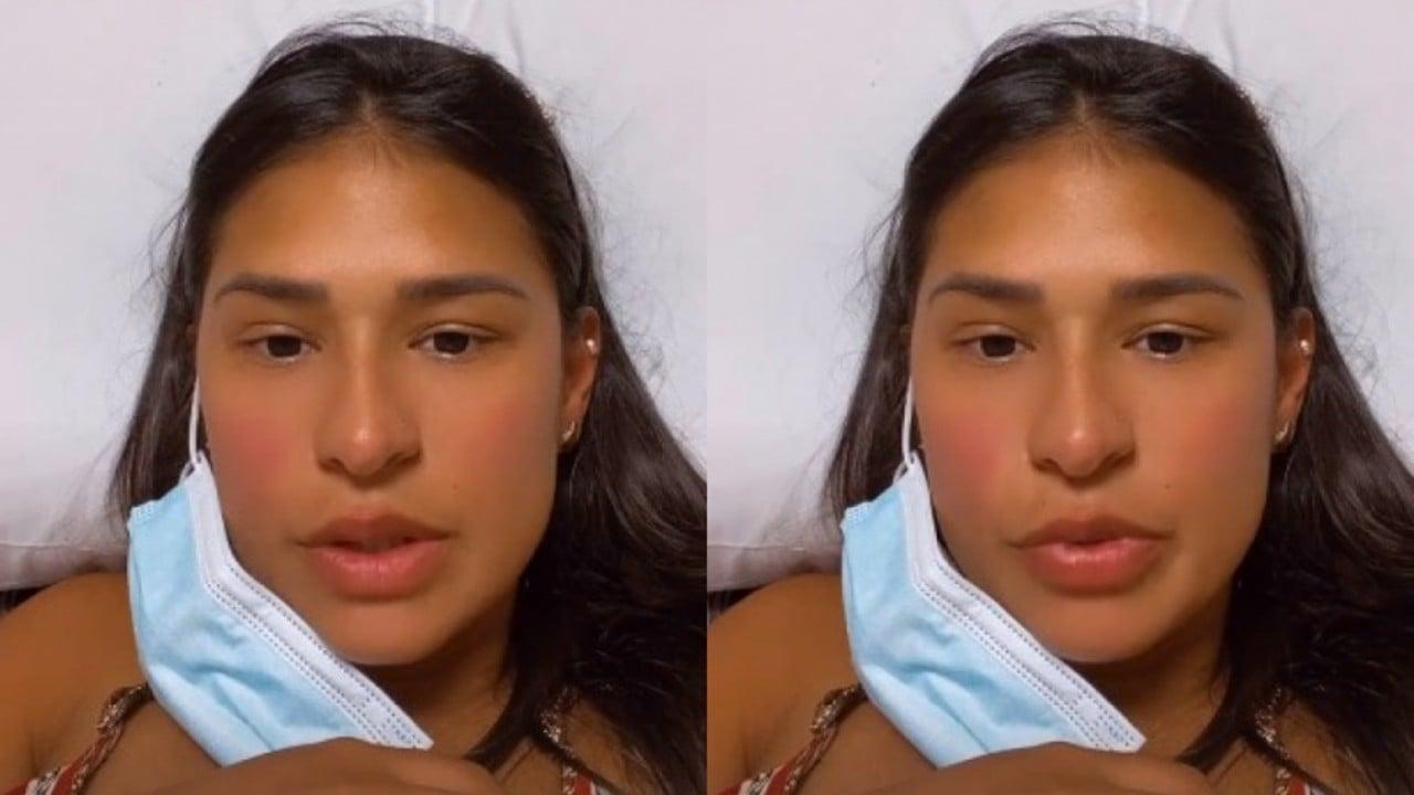 Simaria relata sangramento pós-parto
