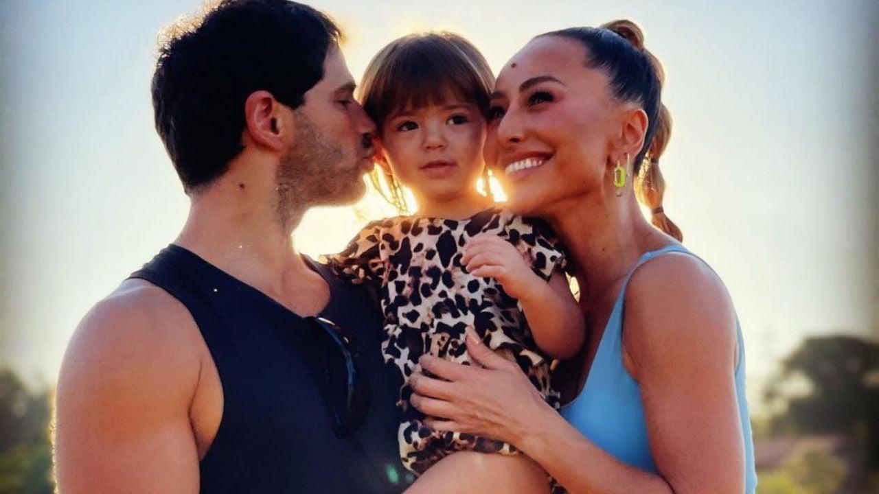 Em família, Duda Nagle aproveita dia de descanso na cachoeira. Foto: Reprodução/Instagram