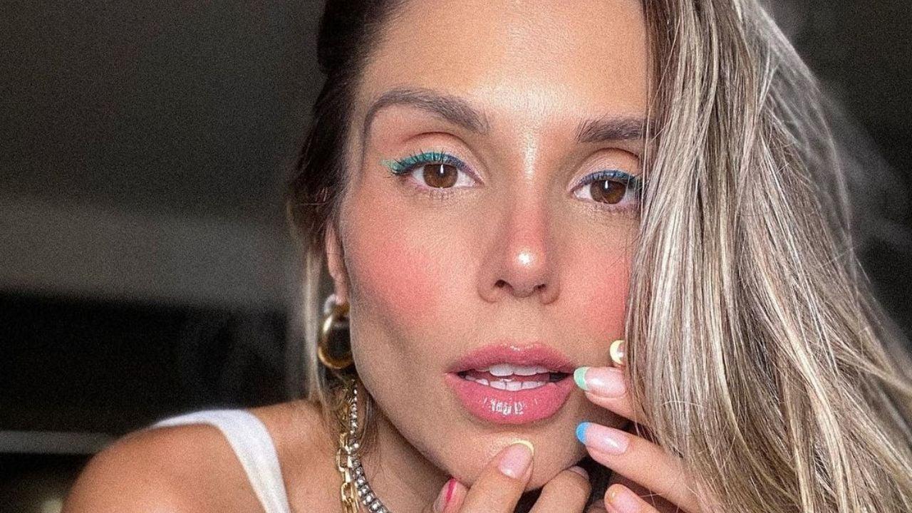 Flávia Viana testa positivo para covid-19. Foto: Reprodução/Instagram