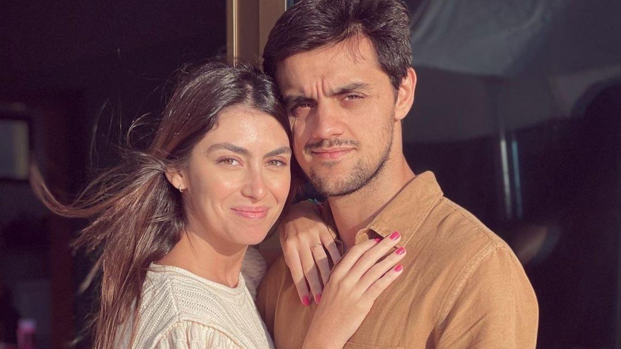 Mariana Uhlmann fala sobre Felipe Simas como pai. Foto: Reprodução/Instagram