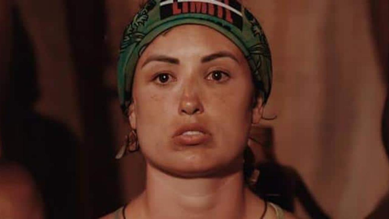 Jéssica no reality show No Limite - Crédito: Reprodução / Globo