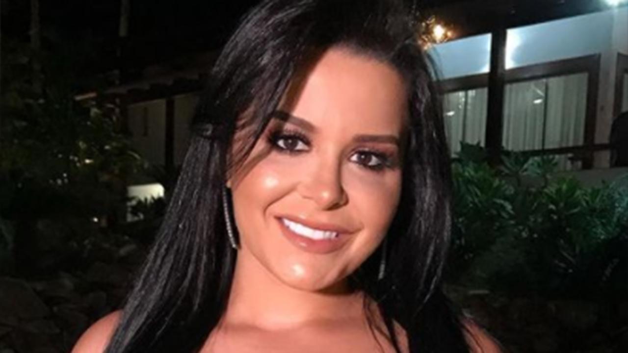 Maraísa surge com a barriguinha de fora - Crédito: Reprodução / Instagram