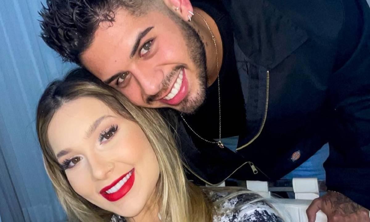 Virginia Fonseca e Zé Felipe (Foto: Reprodução/Instagram)