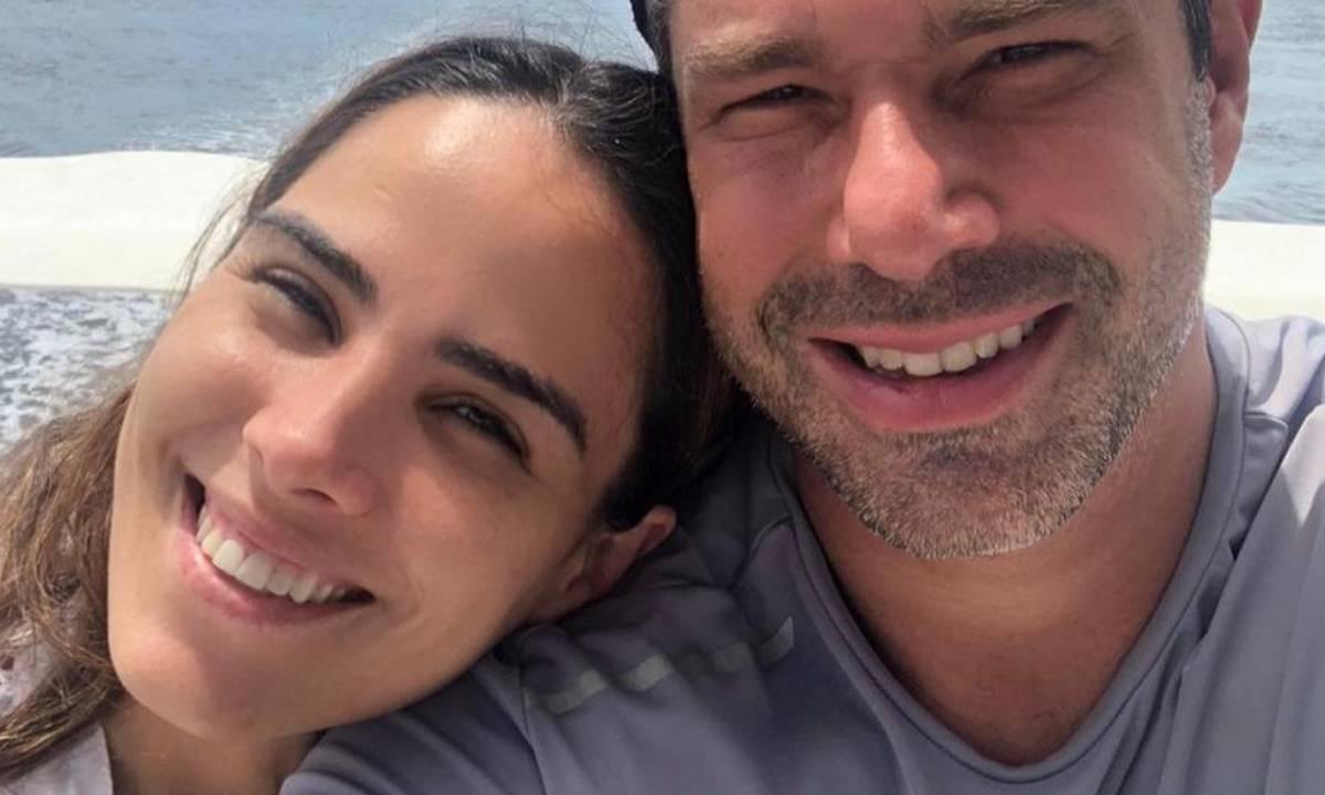 Wanessa Camargo e e Marcus Buaiz (Foto: Reprodução/Instagram)