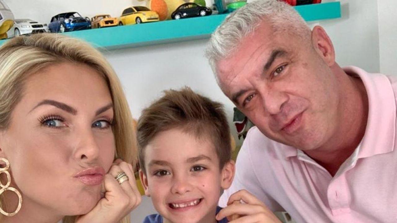Ana Hickmann abre o álbum de família. Foto: Reprodução/Instagram