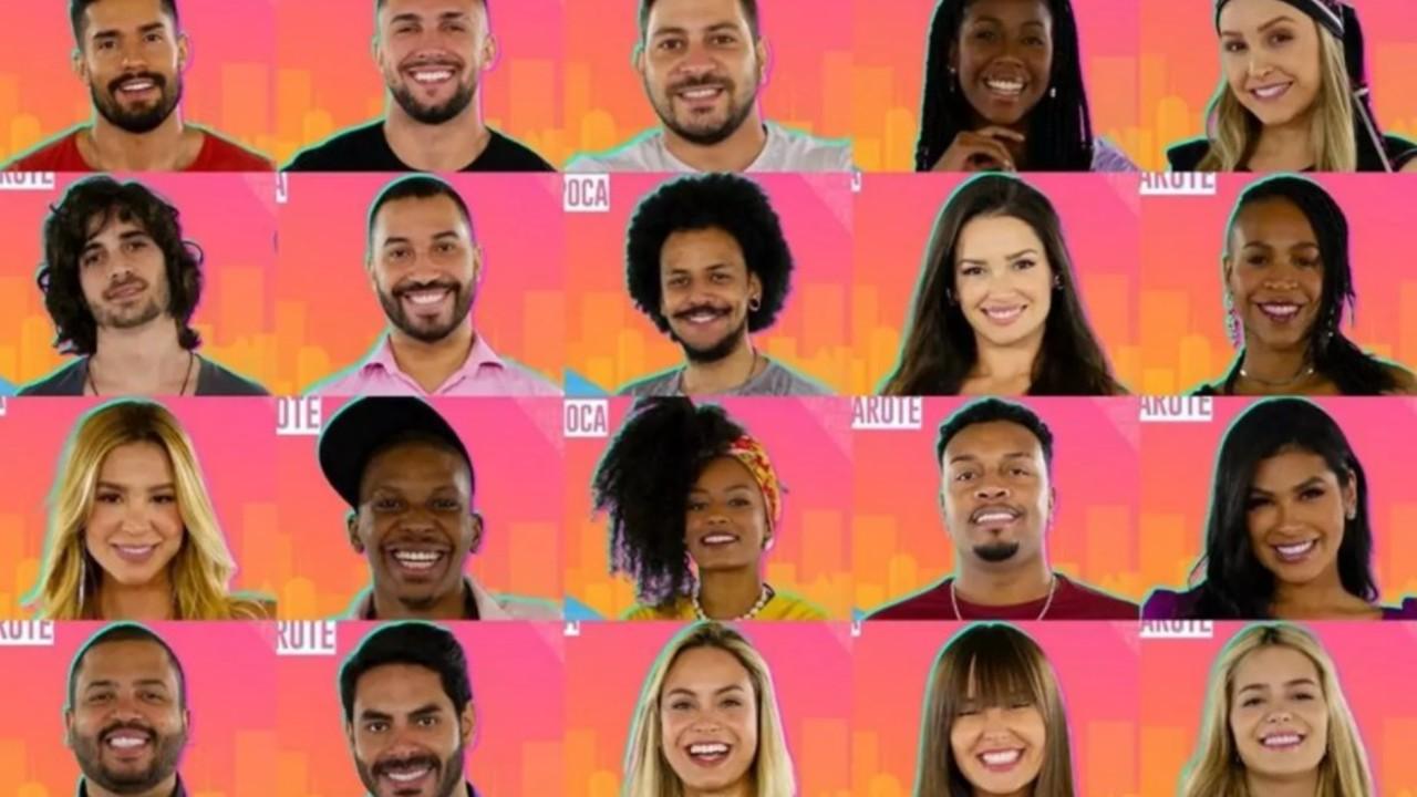BBB21 - Reprodução - Rede Globo