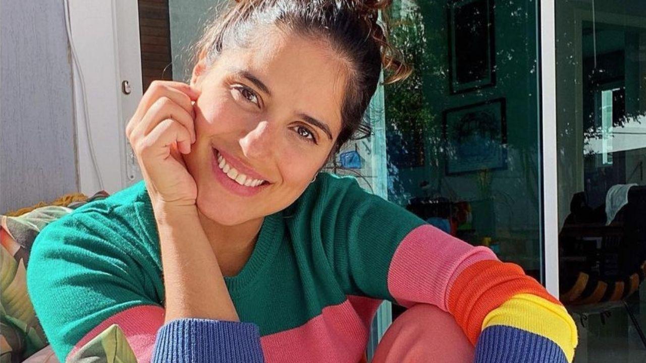 Camilla Camargo desabafa após perder seguidores por apoiar comunidade LGBTQIA+. Foto: Reprodução/Instagram