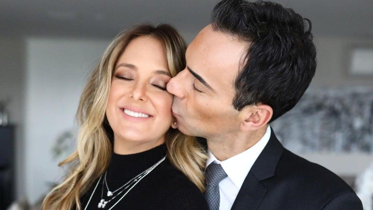 Cesar Tralli e Ticiane Pinheiro - reprodução - instagram