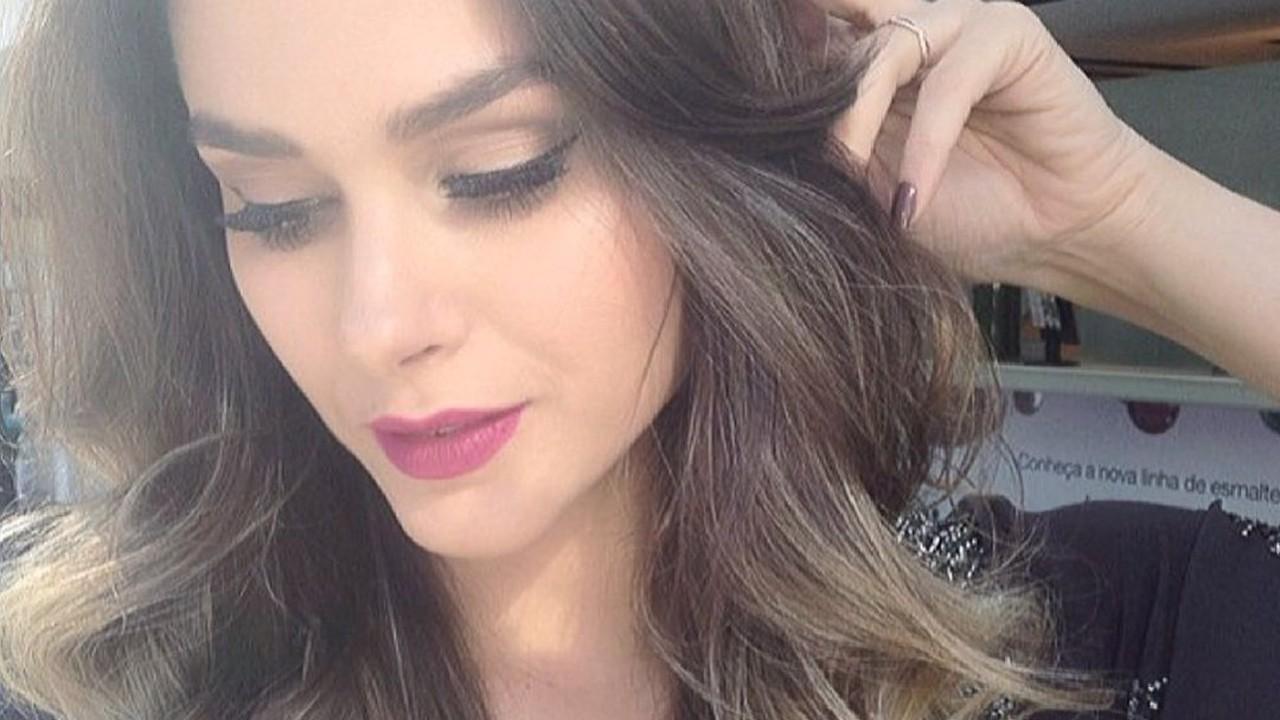 Fernanda Marchado - reprodução - instagram