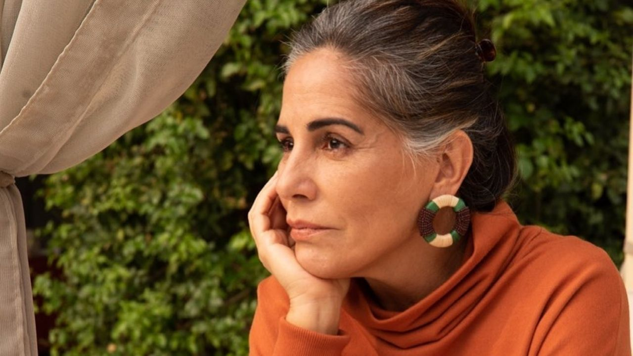 Glória Pires resgata cliques de personagem na novela 'Cabocla'.Foto: Reprodução/Instagram