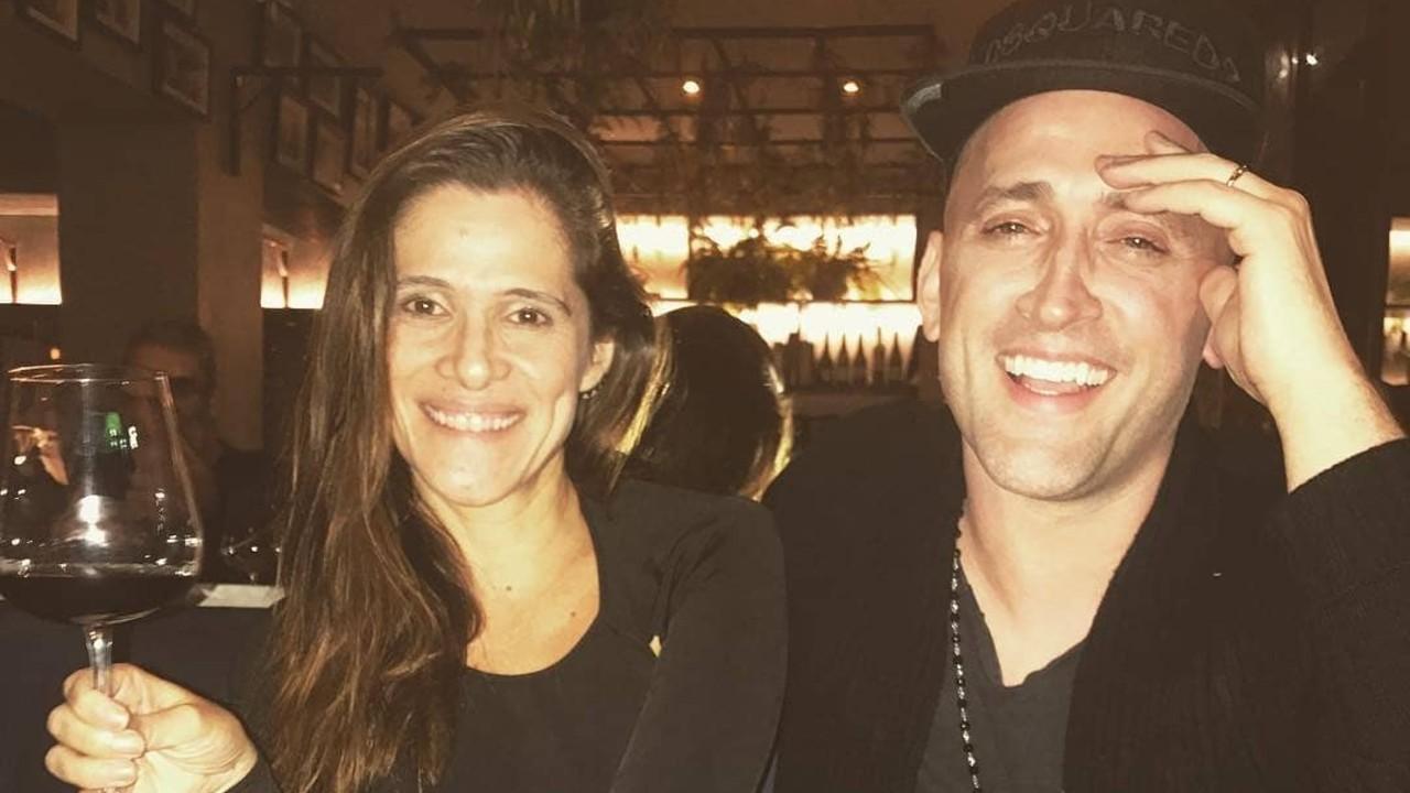 Ingrid Guimarães e Paulo Gustavo - reprodução Instagram