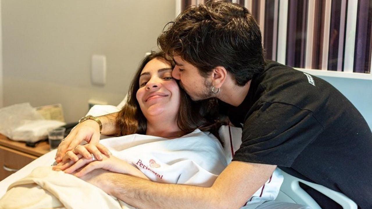 João Fernandes, ex de Mabel Calzolari, mostra ultima conversa com a atriz. Foto: Reprodução/Instagram