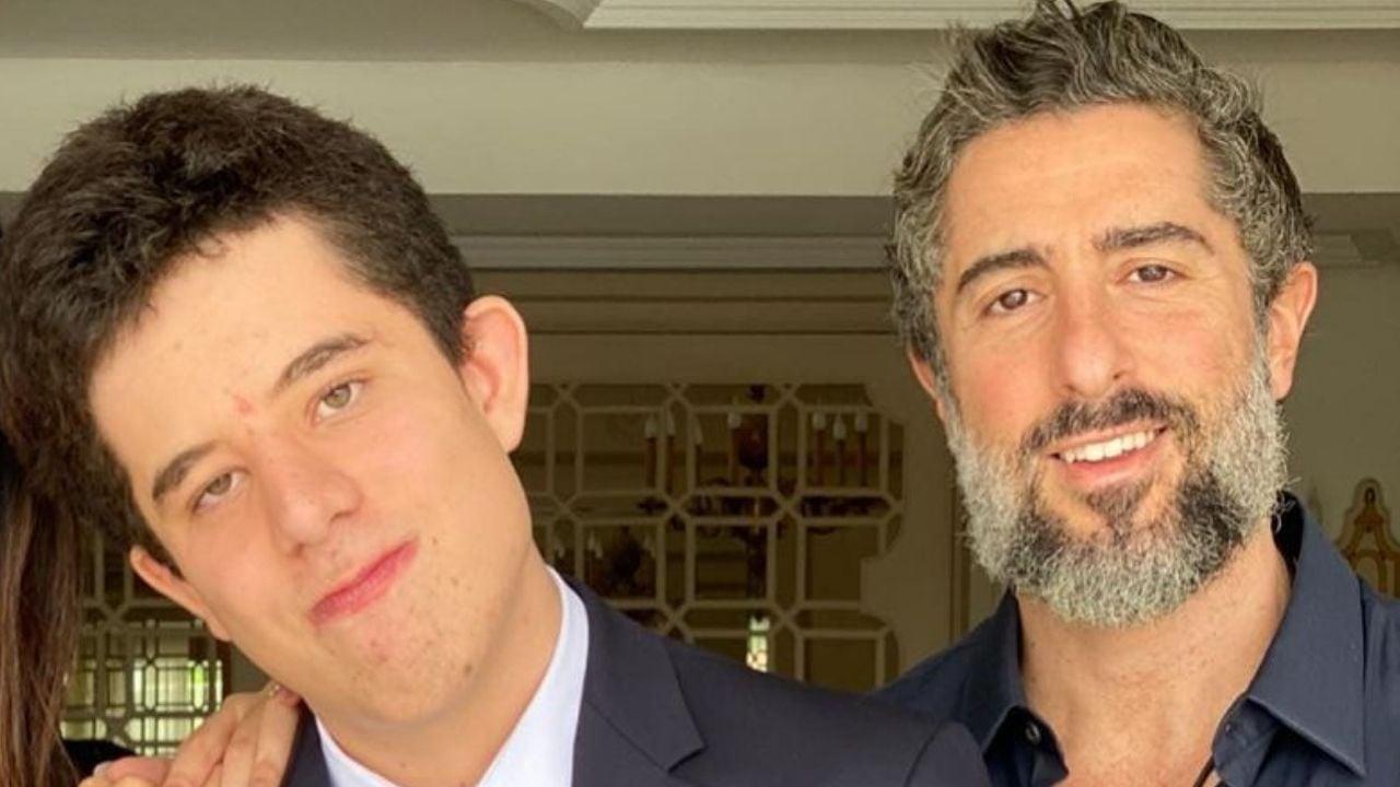 Marcos Mion celebra 16 anos do filho, Romeo. Foto: Reprodução/Instagram