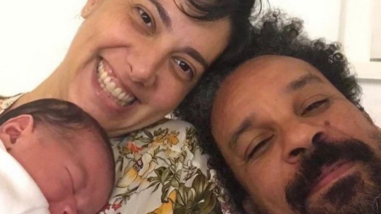 Mariana Betti dá à luz Joaquim. Foto: Reprodução/Instagram