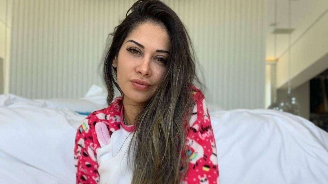 Mayra Cardi faz desabafo sobre a maternidade. Foto: Reprodução/Instagram