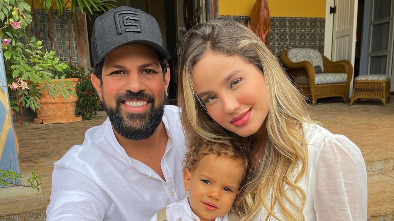Biah Rodrigues e Sorocaba anunciam nova gravidez