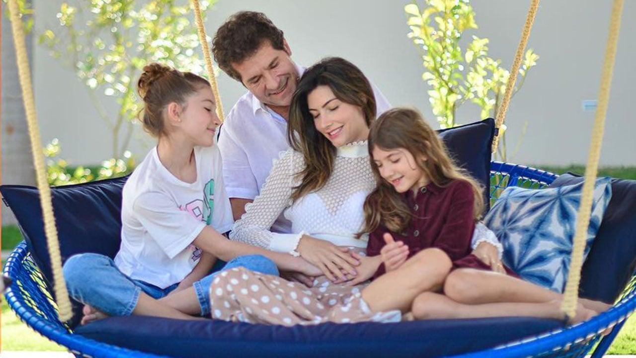 Daniel anuncia a espera pelo nascimento do terceiro filho - Crédito: Reprodução / Instagram