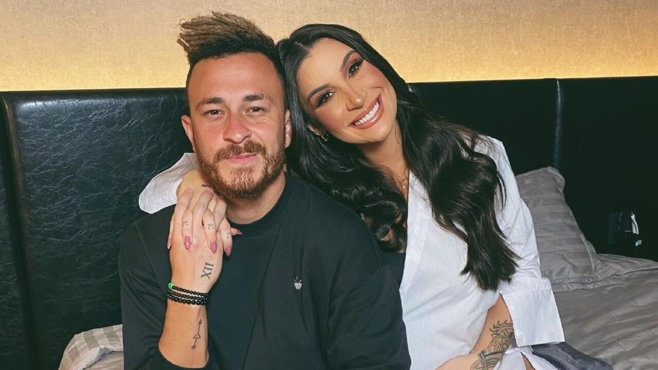Fred e Bianca Andrade