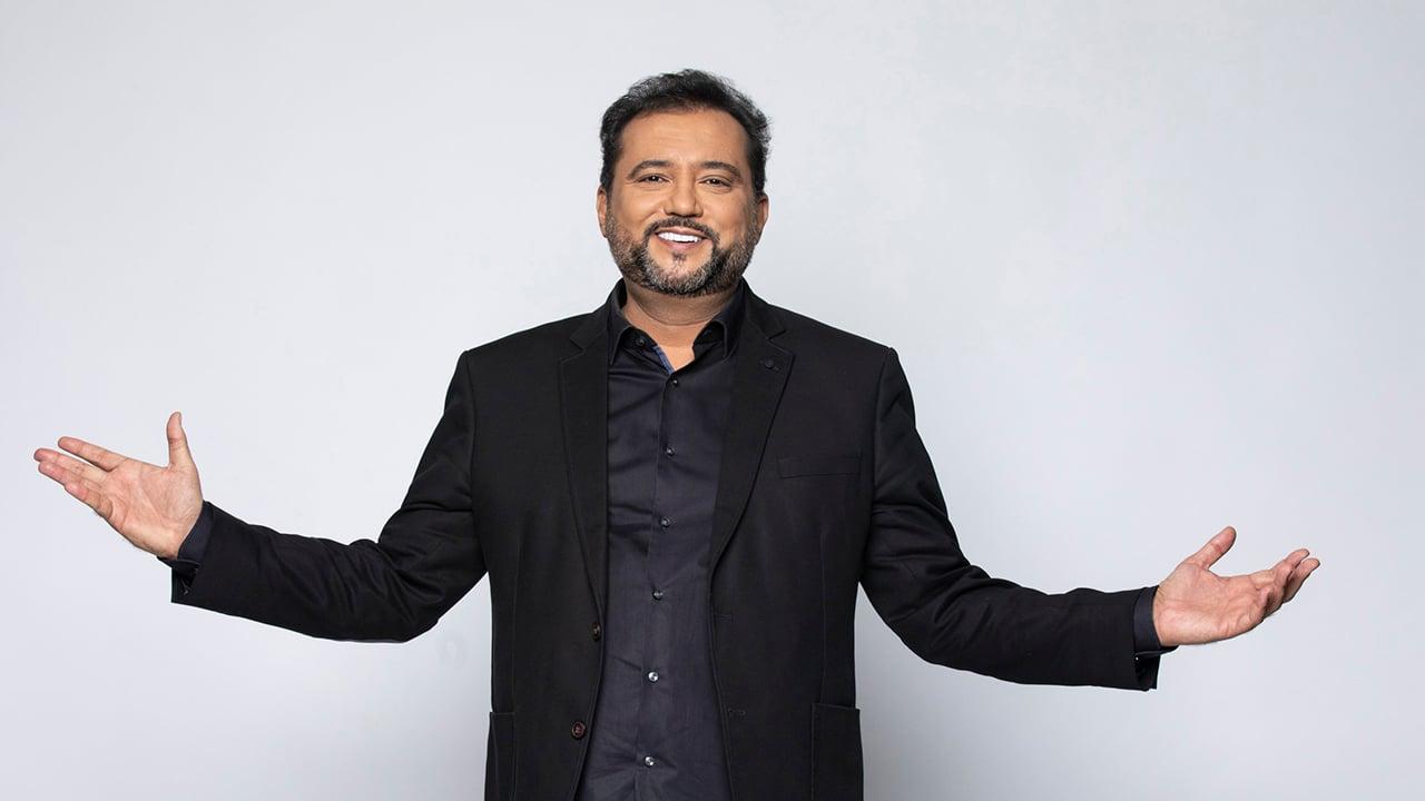 Geraldo Luís - Crédito: Edu Moraes / Record TV