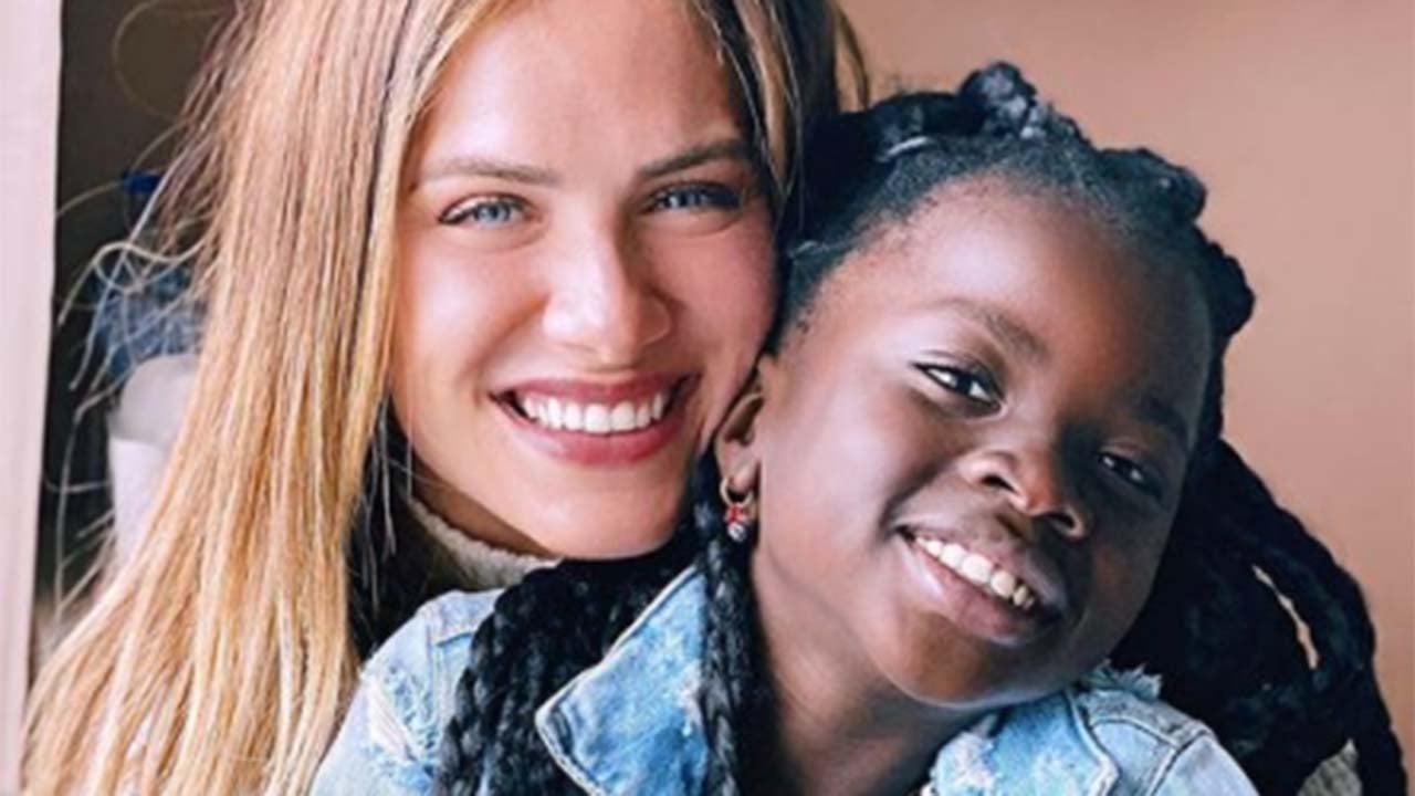 Giovanna Ewbank e a filha, Titi - Crédito: Reprodução / Instagram