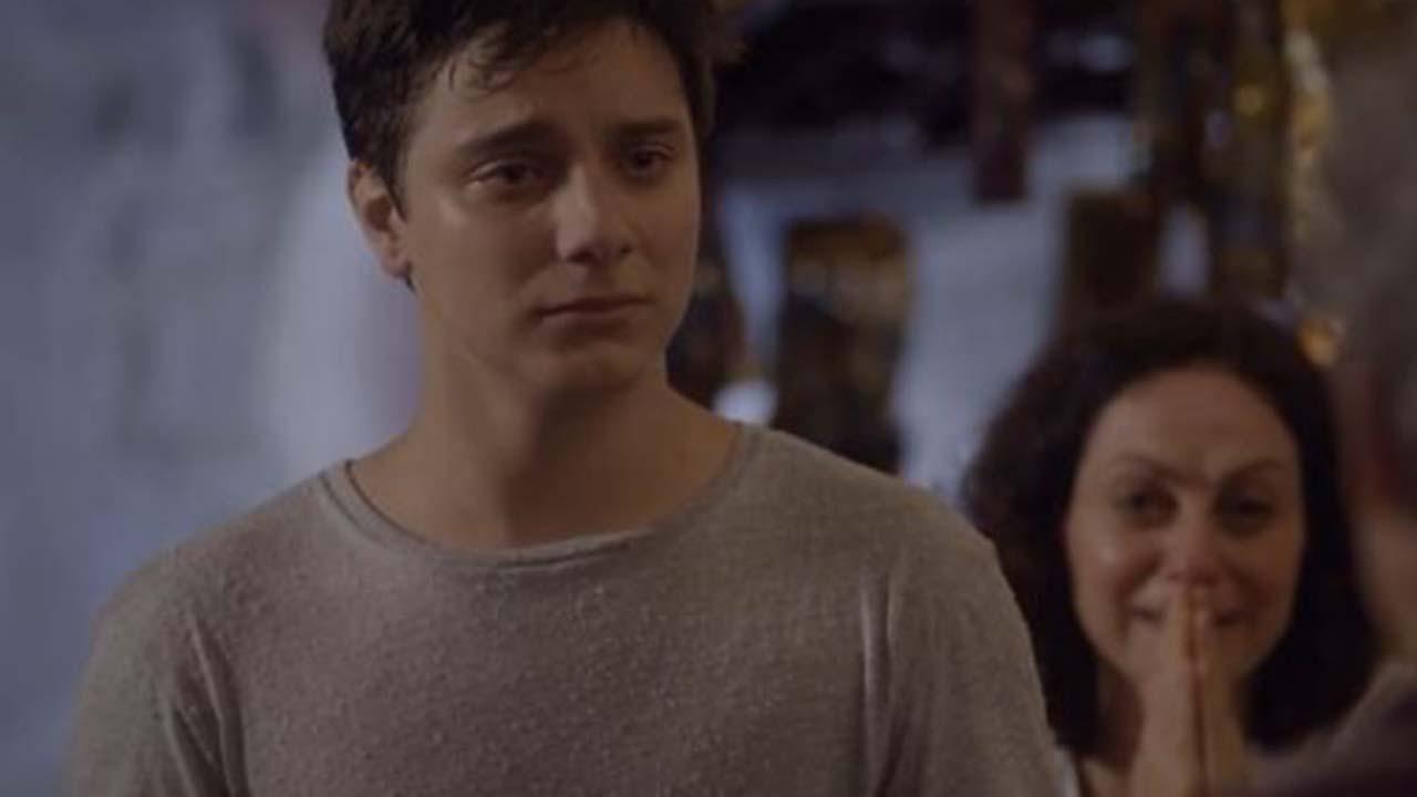 Jeff e Rute em Malhação Sonhos - Crédito: Reprodução / Globo