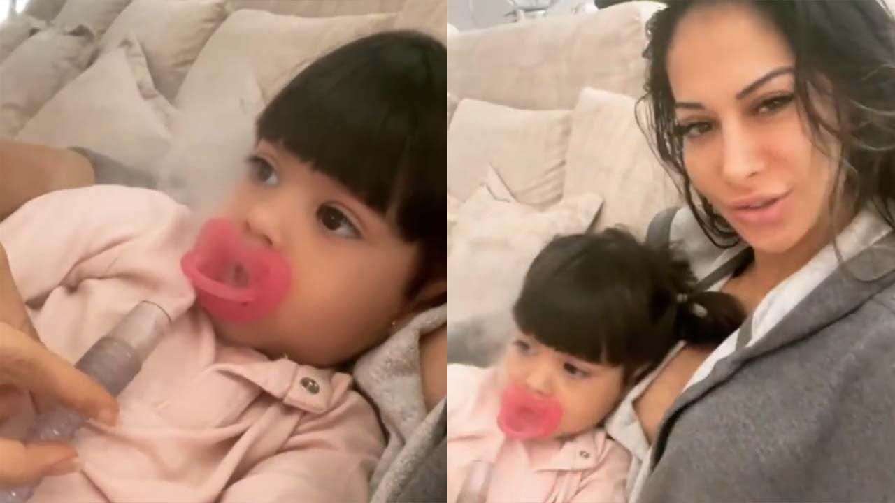 Mayra Cardi aparece abatida ao falar da saúde da filha - Crédito: Reprodução / Instagram
