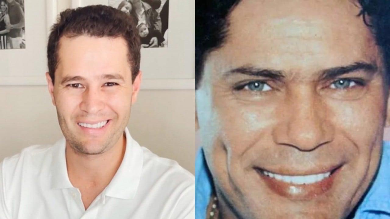 Pedro Leonardo homenageia Leandro 23 anos após morte